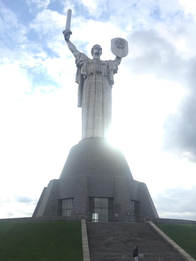 Kiev, Ukraine: to go, or not togo?