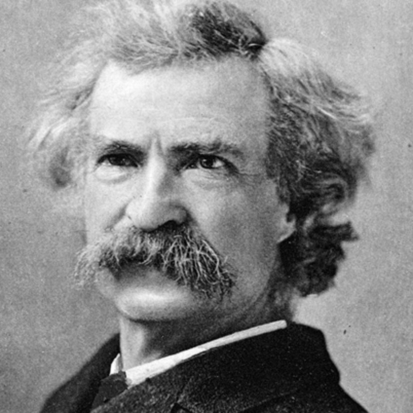 The art of listening: Words of wisdom from Mark… Twain, notme.